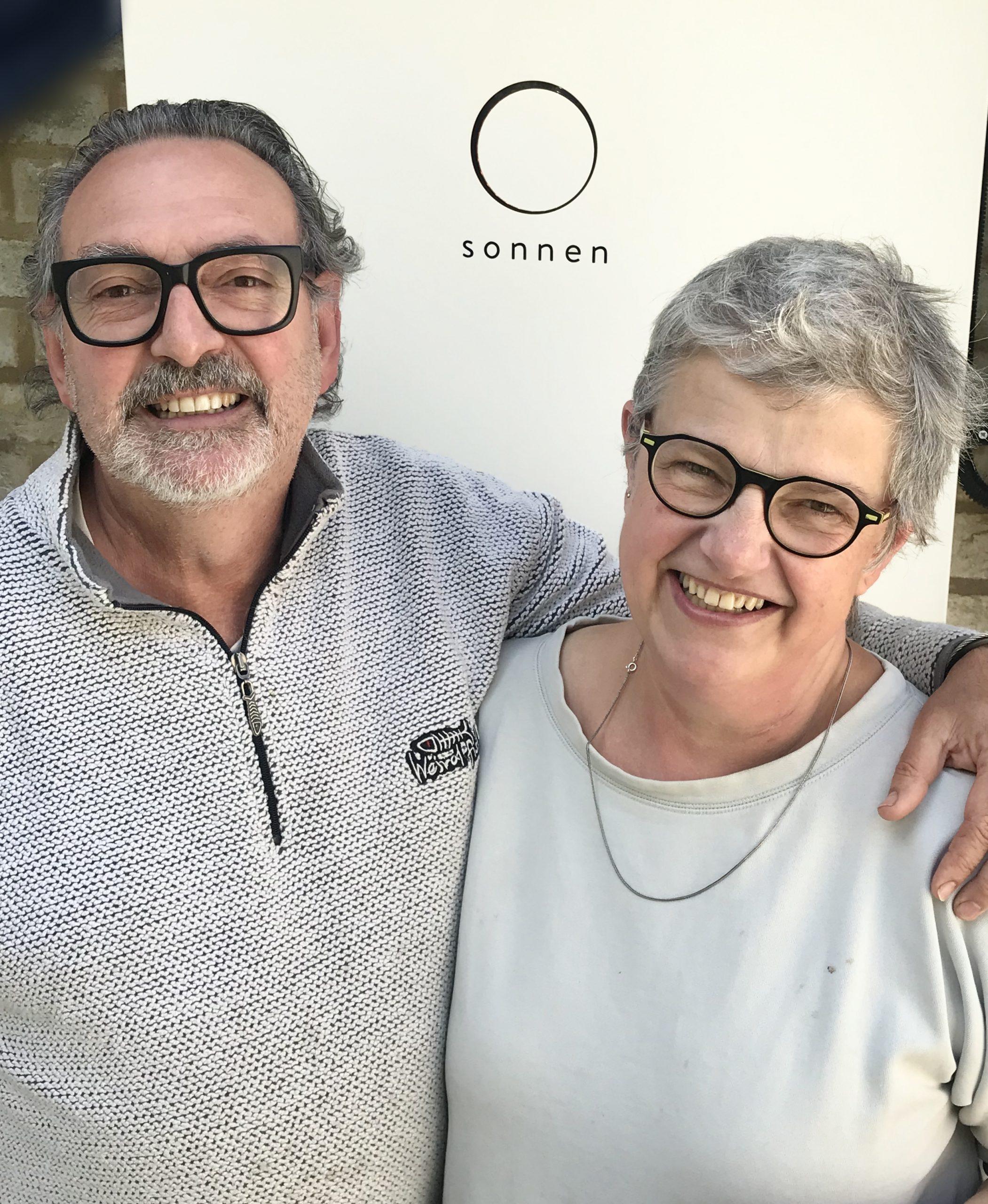 David and Tussie | Cheltenham