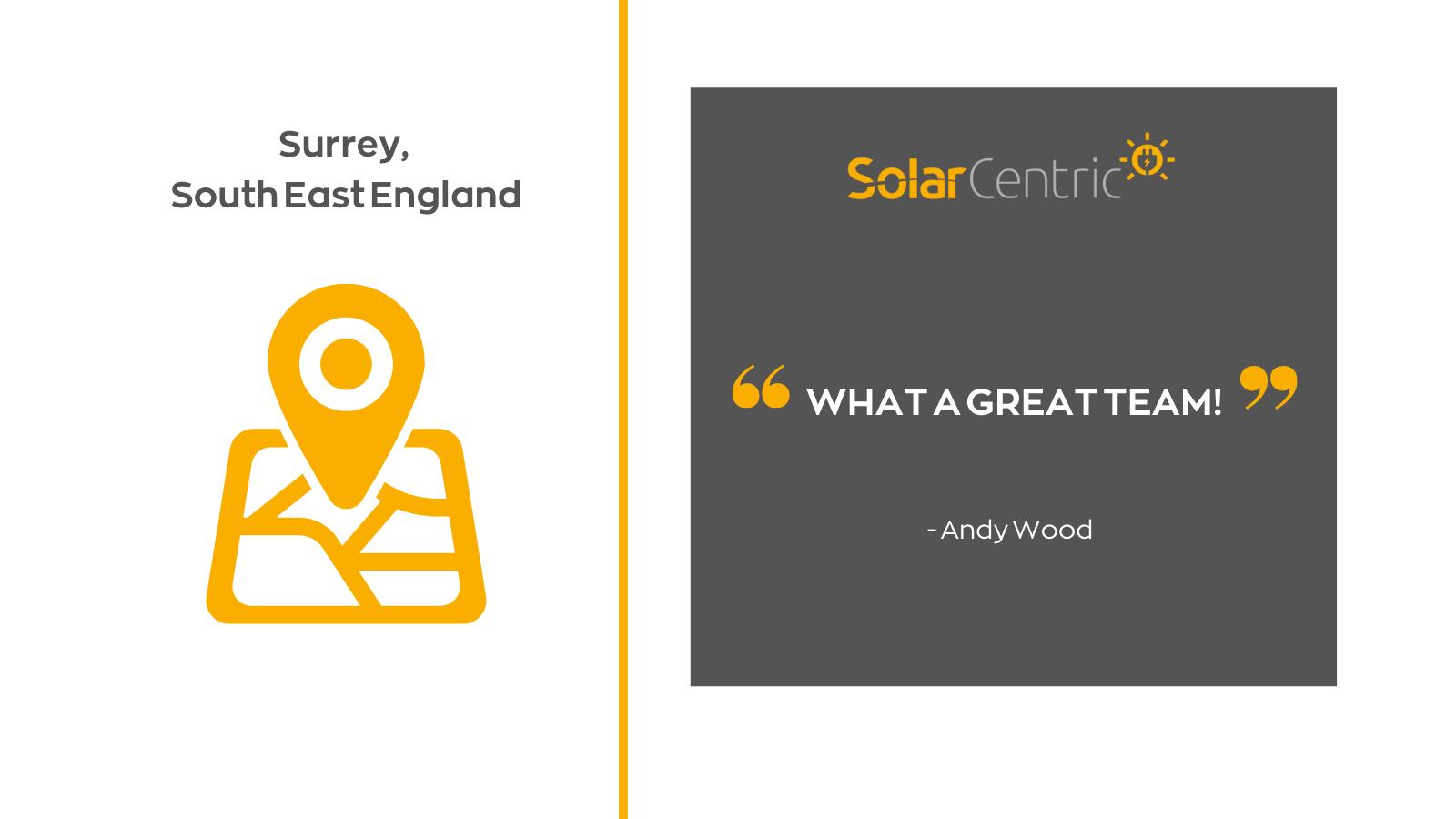 Andy Wood | Surrey