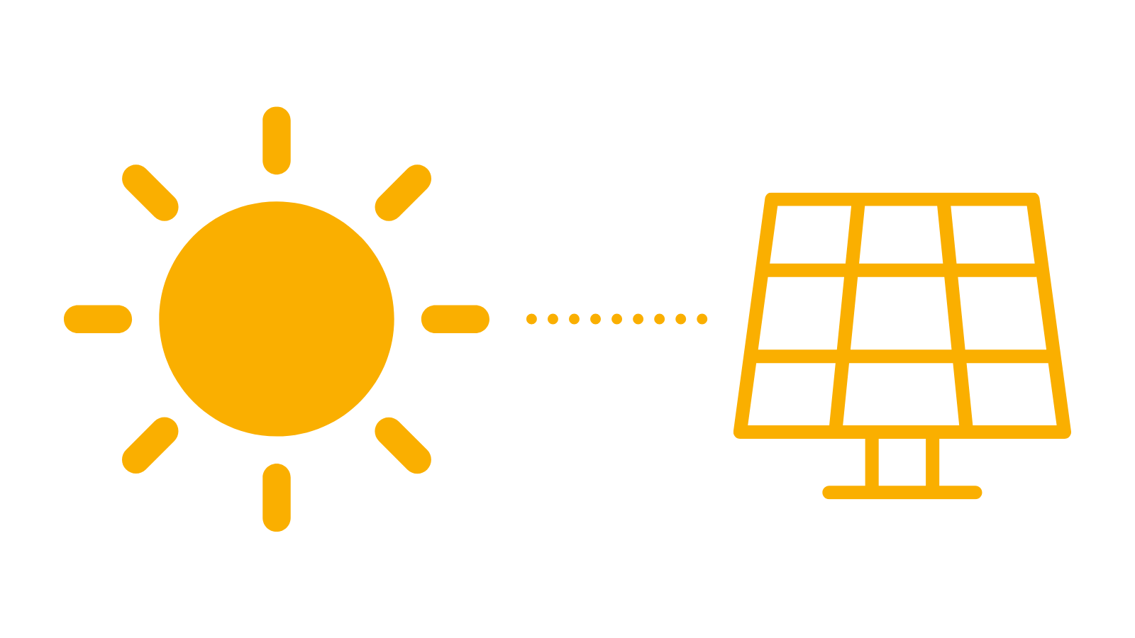Solar PV Icon