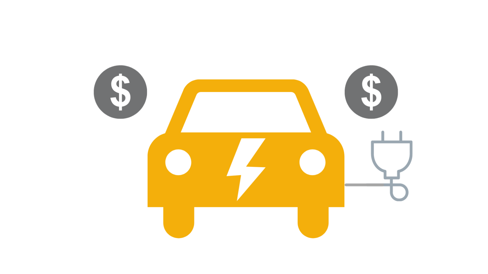 Cost of Home Charging Icon